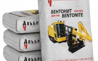 Бентонит Альбрехта-MV